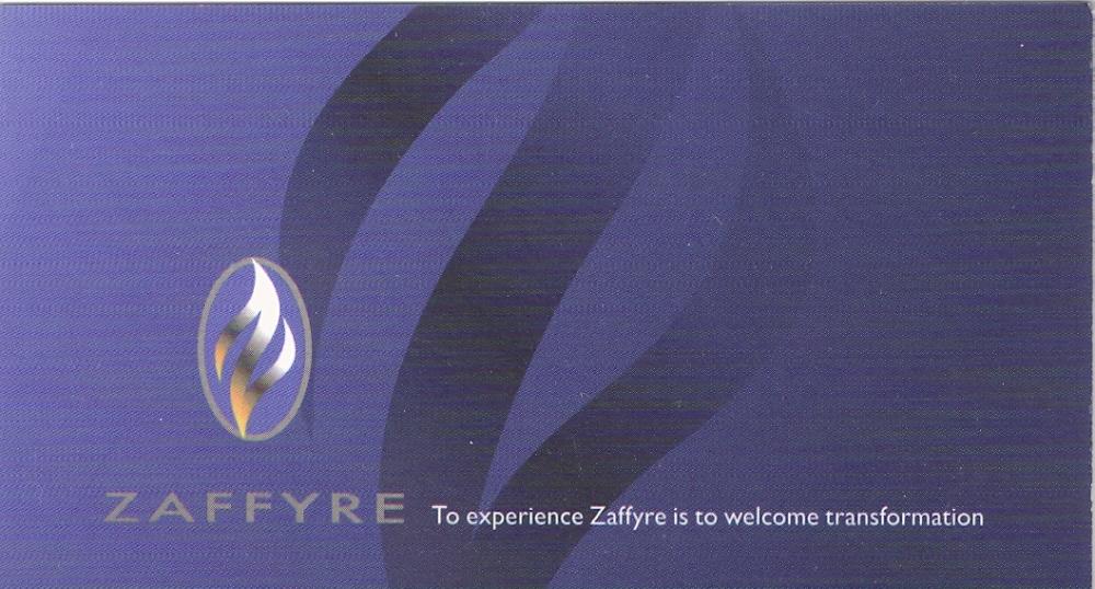 Zaffyre Logo